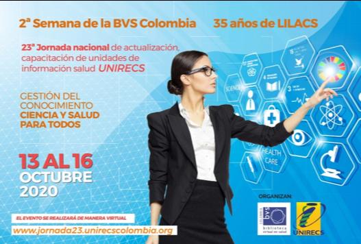 Colombia celebra los 35 años de LILACS