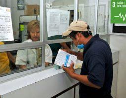 Alcançar cobertura universal de saúde