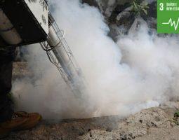 Reduzir a quantidade de mortes causadas por químicos perigosos e a contaminação do ar, água e solo