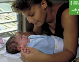 Reducir la mortalidad materna