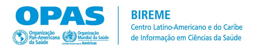 Logo BIREME/OPAS/OMS