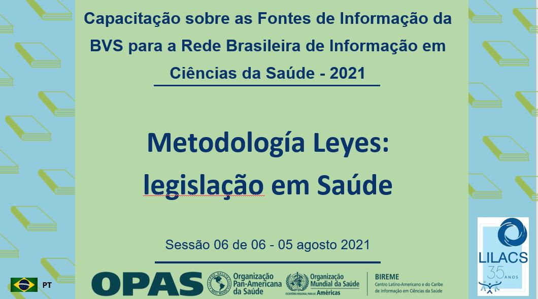 sessão 06 rede brasileira 2021